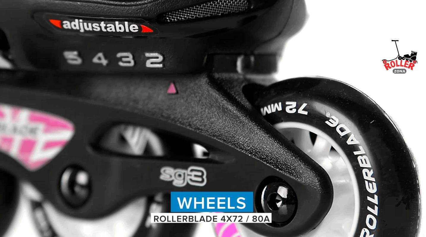 Rollerblade Spitfire sl 2017