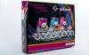 Роликовые коньки раздвижные ZELART Z-800 размер 38-41 голубые 4