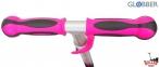 Самокат GLOBBER PRIMO PLUS со светящимися колесами Plum 37