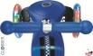 Самокат GLOBBER PRIMO Fantasy со светящимися колесами RACING Navy Blue 4