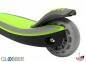 Самокат GLOBBER PRIMO PLUS со светящимися колесами зеленый 26