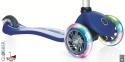 Самокат GLOBBER PRIMO Fantasy со светящимися колесами STARS&STRIPS Navy Blue 5