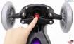 Самокат GLOBBER PRIMO PLUS со светящимися колесами Purple фиолетовый 7