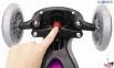 Самокат GLOBBER PRIMO PLUS со светящимися колесами Розовый 23