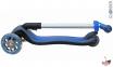 Самокат Globber elite f my free FOLD UP light  со светящейся платформой и светящ. колес DARK BLUE 19