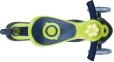 Самокат 5 in 1 GLOBBER EVO COMFORT PLAY (кнопка  свет + музыка) - green 6