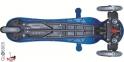Самокат GLOBBER PRIMO Fantasy со светящимися колесами RACING Navy Blue 21