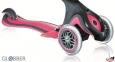 Самокат GLOBBER EVO 5 in 1 розовый со светящимися колесами  9