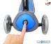 Самокат GLOBBER PRIMO Fantasy со светящимися колесами RACING Navy Blue 14