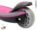Самокат Globber elite f my free FOLD UP light  со светящейся платформой и колесами, RHODAMINE розовый 5
