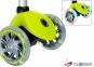 Самокат GLOBBER EVO 5 in 1 зеленый со светящимися колесами  1