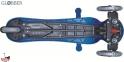 Самокат GLOBBER PRIMO Fantasy со светящимися колесами RACING Navy Blue 17