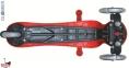 Самокат GLOBBER PRIMO Fantasy со светящимися колесами RACING Red 14