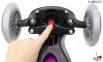 Самокат GLOBBER PRIMO PLUS со светящимися колесами Розовый 16