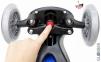Самокат GLOBBER PRIMO Fantasy со светящимися колесами RACING Navy Blue 15