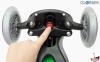 Самокат GLOBBER PRIMO PLUS со светящимися колесами зеленый 8