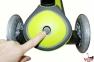 Самокат GLOBBER EVO 5 in 1 зеленый со светящимися колесами  14