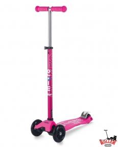 Самокат Maxi Micro Deluxe Shocking Pink