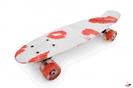 Penny Board губы со светящимися колесами