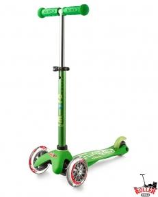Самокат Mini Micro Deluxe Green