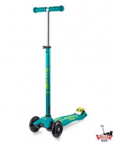 Самокат Maxi Micro Deluxe Petrol Green