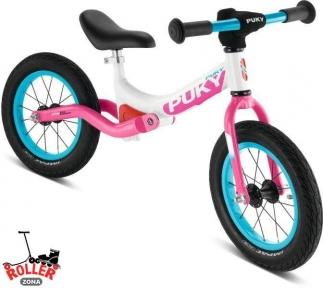 Беговел Puky LR Ride white/pink белый/розовый