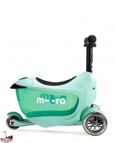 Самокат Micro Mini2go Deluxe Mint