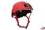 Детский шлем Globber Junior красный - Фото №1