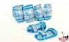 Защита детская ZELART SK-4678 (S) голубой - Фото №1