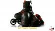Роликовые коньки детские Rollerblade spitfire COMBO 2017 Р 33-36,5