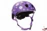 Детский шлем Globber Junior фиолетовый - Фото №1